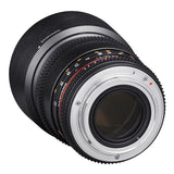 Samyang 85mm T1.5 AS IF UMC II VDSLR Cine Lens