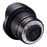Samyang 8mm F3.5 AS IF MC II DH Fisheye Lens