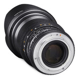 Samyang 35mm T1.5 AS UMC II VDSLR Cine Lens - Micro Four Thirds Mount