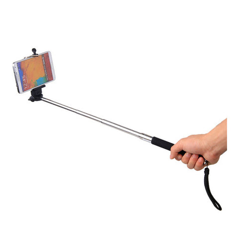 Essentialz Wireless Selfie Monopod with Bluetooth Shutter Release