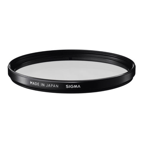 Sigma 86mm WR UV Filter