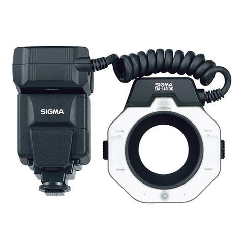 Sigma EM-140 DG Macro Ring Flash for Pentax