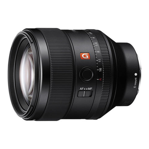 Sony FE 85mm F1.4 GM Lens - SEL85F14GM