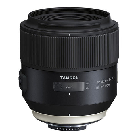 Tamron SP 85mm F/1.8 Di VC USD Lens - Nikon Mount