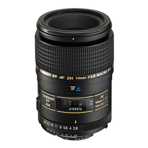 Tamron SP AF 90mm F/2.8 Di Macro Lens - Canon Mount