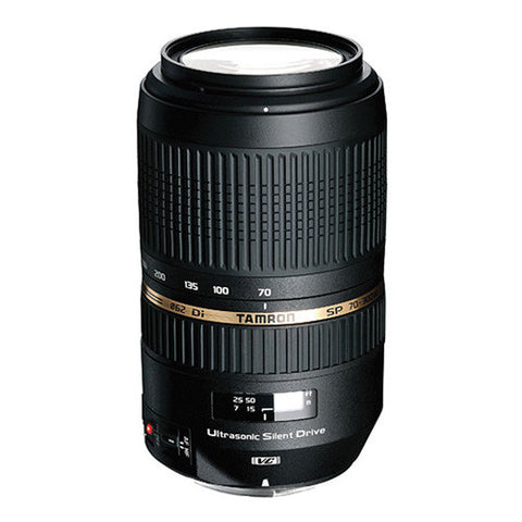 Tamron SP AF70-300mm F/4-5.6 Di VC USD Telephoto Zoom Lens