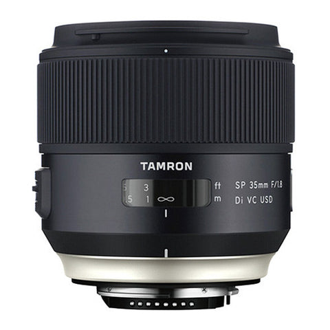 Tamron SP AF 35mm F/1.8 DI VC USD Lens - Canon Mount
