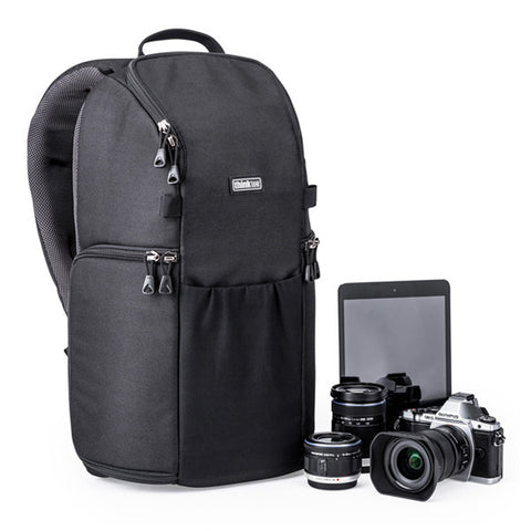 Think Tank Photo Trifecta 8 Mirrorless Backpack