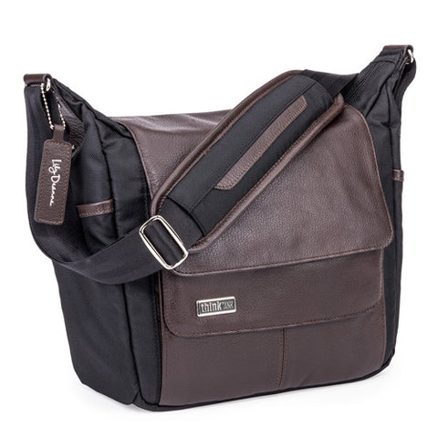 Think Tank Photo Lily Deanne Lucido Messenger Bag - Chestnut