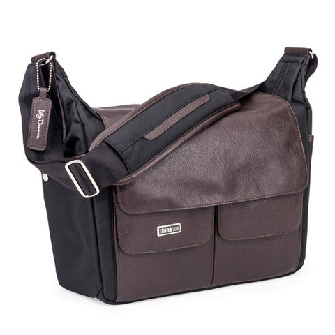 Think Tank Photo Lily Deanne Mezzo Messenger Bag - Chestnut