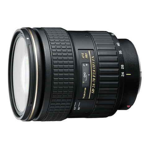 Tokina AT-X 24-70mm F2.8 PRO FX Lens - Canon Mount