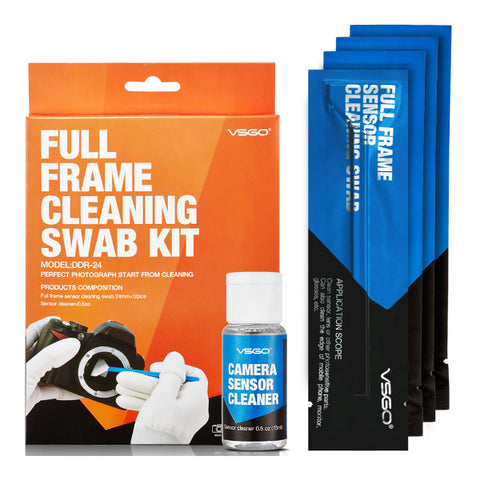 VSGO Full Frame Sensor Cleaning Kit