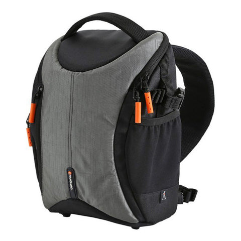 Vanguard Oslo 37 Sling Bag - Black/Grey