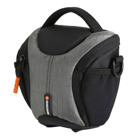 Vanguard Oslo 12Z Holster Bag - Black/Grey
