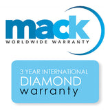 Mack 3-Year International Diamond Warranty for Cameras and Lenses Under $2000 #1812