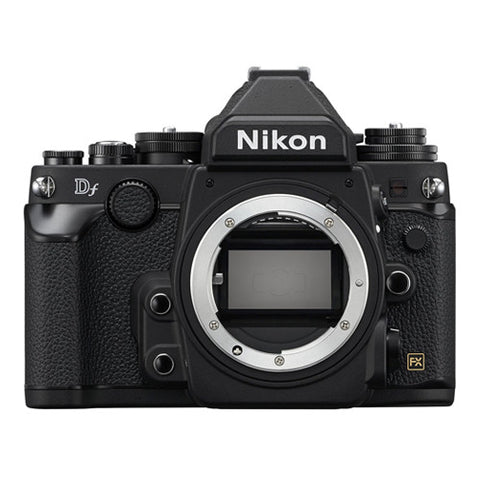 Nikon Df Body Only - Black