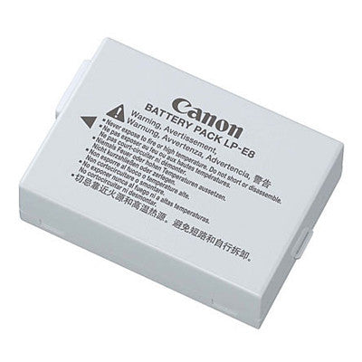 Canon LP-E8 Battery Pack - LPE8