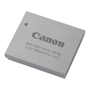 Canon NB-4L Battery Pack - NB4L