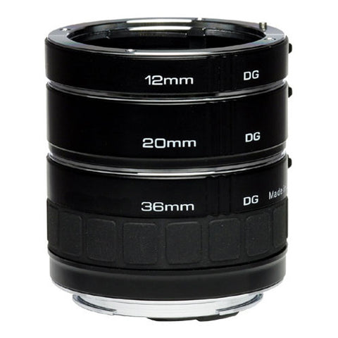 Kenko Extension Tube Set DG for Nikon
