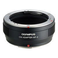 Olympus MF-2 OM Adapter - MF2