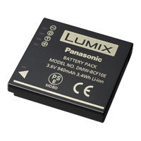 Panasonic DMW-BCF10E Battery Pack - DMWBCF10E
