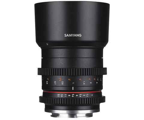 Samyang 50mm T1.3 AS UMC CS VDSLR Cine Lens
