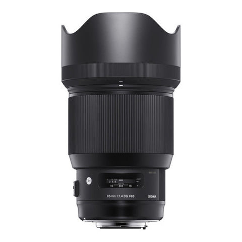 Sigma 85mm F1.4 DG HSM Art Lens - Nikon Mount