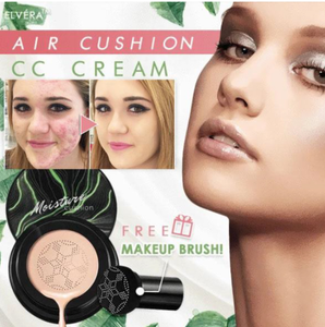 【LIMITED TIME 60% OFF OFFER】- Mushroom Head Air Cushion CC Cream - Your Lifestyle Corner