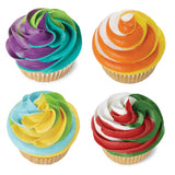 Three Color Icing Piping Bag Nozzle Converter