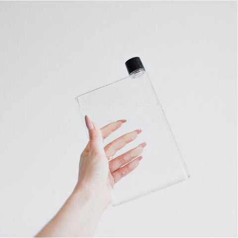 Image of Flat Drinking Water Bottle - Your Lifestyle Corner