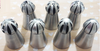 Cake Ball Nozzle Set Seven Piece Set - Your Lifestyle Corner