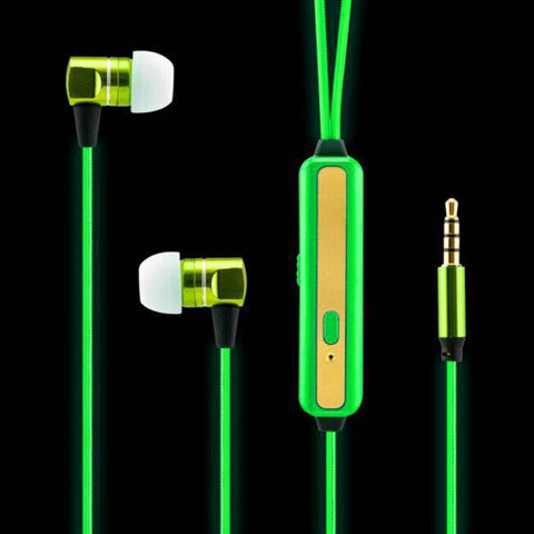 Image of Glowz LED Glow Earphones - Your Lifestyle Corner
