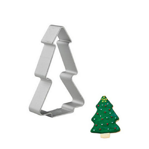 Image of Christmas Tree Cookie Mold - Your Lifestyle Corner