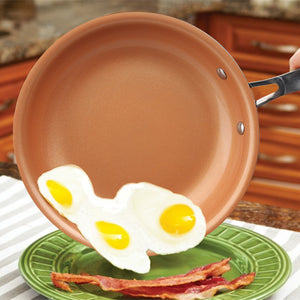 Non-stick Copper Frying Pan - Your Lifestyle Corner