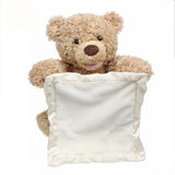 Peek a Boo Teddy Bear - Your Lifestyle Corner