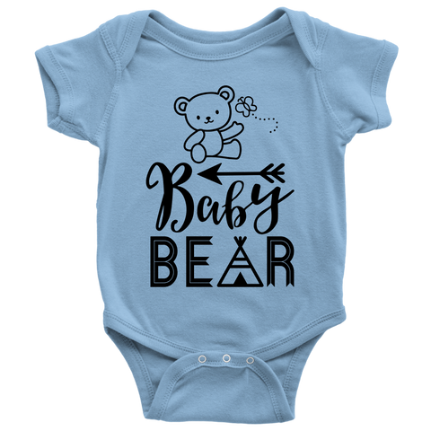 Image of Bay Bear Onesie - Your Lifestyle Corner
