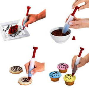 Decorating Pen for Cakes and Cookies - Your Lifestyle Corner