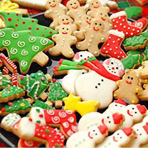 Christmas Tree Cookie Mold - Your Lifestyle Corner