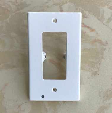 Outlet Wall Plate With Led Night Lights No Batteries Or Wires Ul Fcc Your Lifestyle Corner
