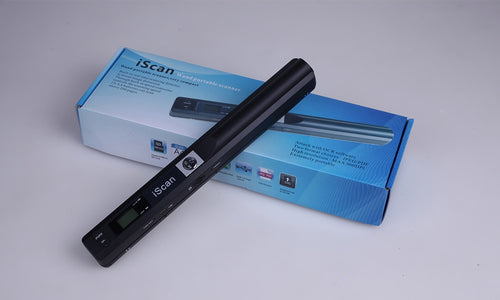iScan Instant Portable Scanner - Your Lifestyle Corner