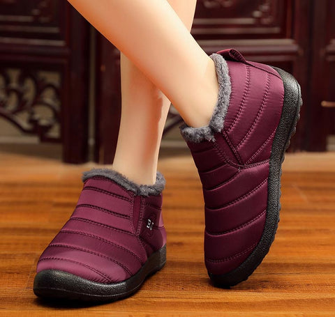 Image of Anti-slip Plush Shoes - Your Lifestyle Corner