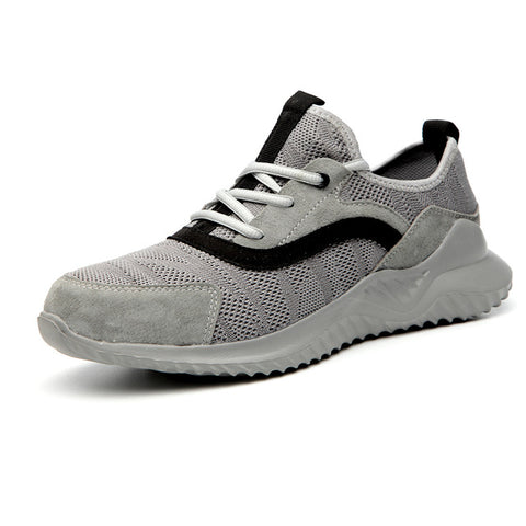 Image of Men's Outdoor Shoe (Steel Toe, Puncture Proof & Anti-slip) - Your Lifestyle Corner