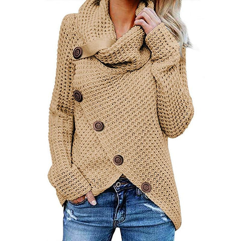 Image of Beautiful Winter Pullover - Your Lifestyle Corner