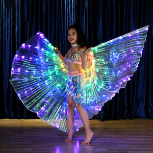 RAINBOW WINGS - LED - Your Lifestyle Corner