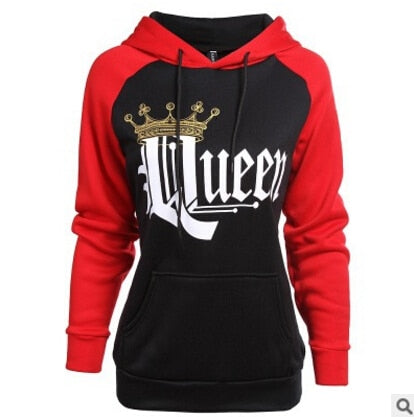 Image of Royal King & Queen Hoodies - Your Lifestyle Corner