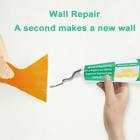 Image of Non-Toxic Wall Mending Agent + FREE Scraper