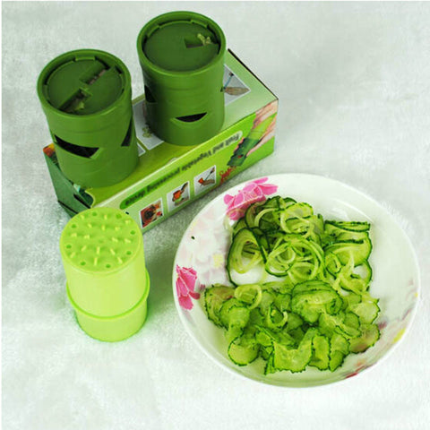 Image of Vegetable and Fruit Twister and Cutter - Your Lifestyle Corner