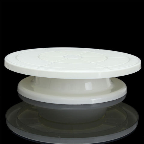 Cake Rotating Turntable  ( 11 Inches / 28 Centimeters) - Your Lifestyle Corner