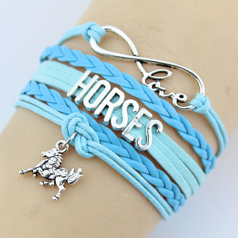 Image of Horse Bracelet - Your Lifestyle Corner