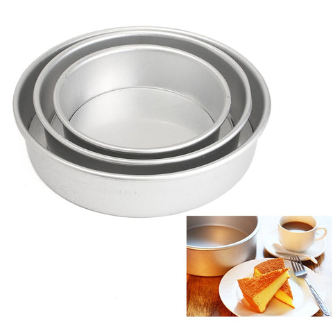 Non-Stick Aluminum Baking Mold - Your Lifestyle Corner